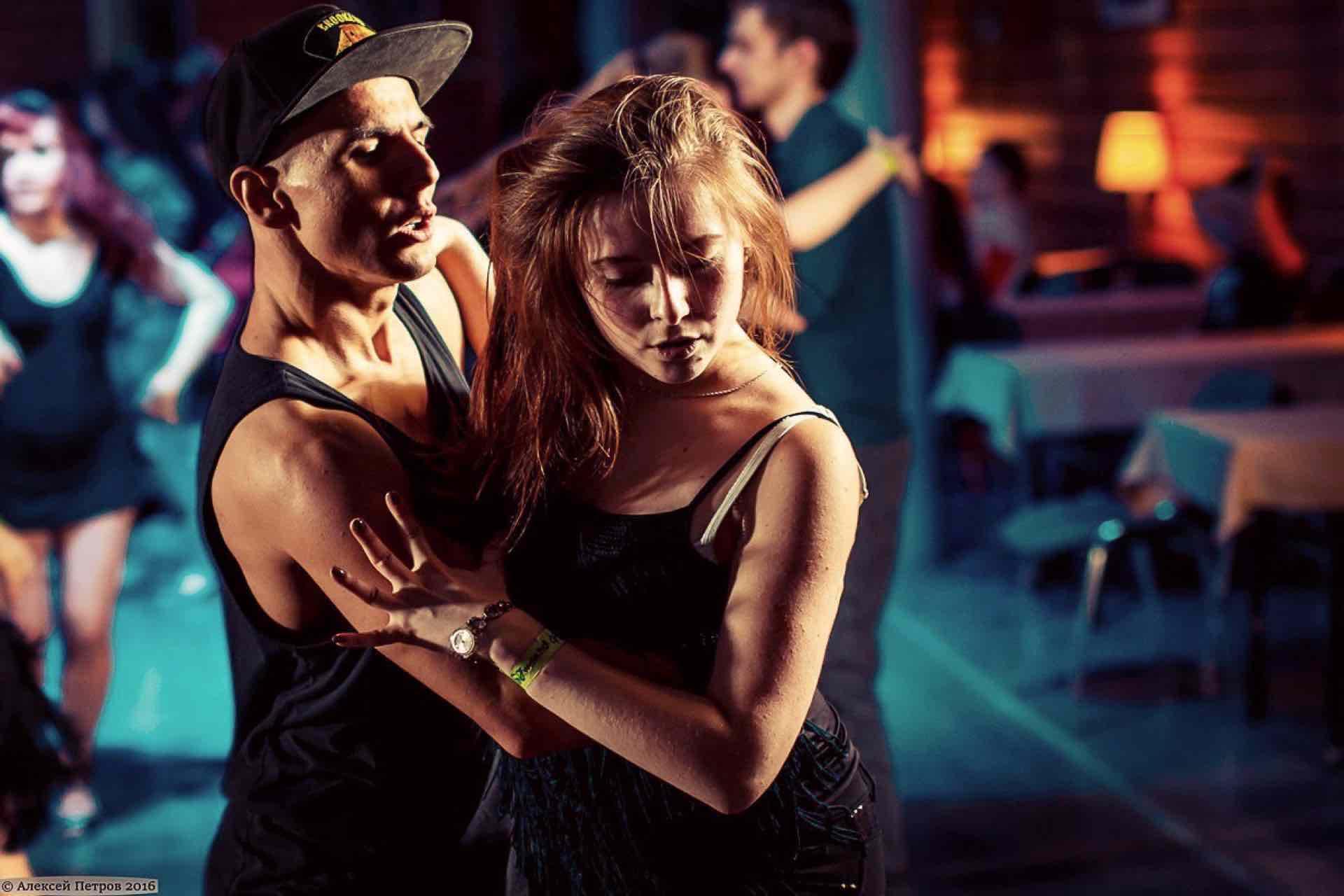 Dance Kate and Yury