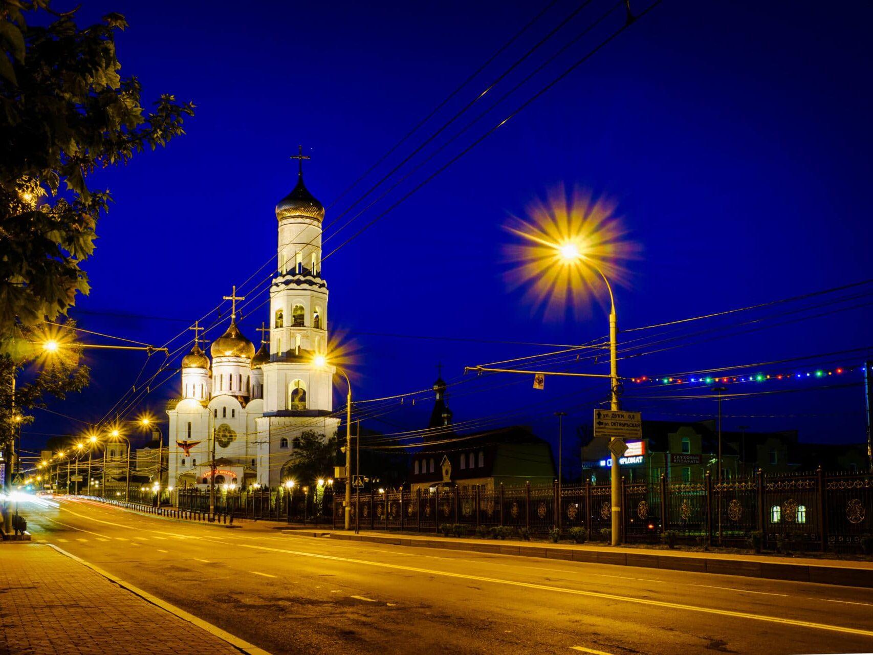 Церковь, фотограф Яна Фахуретдинова