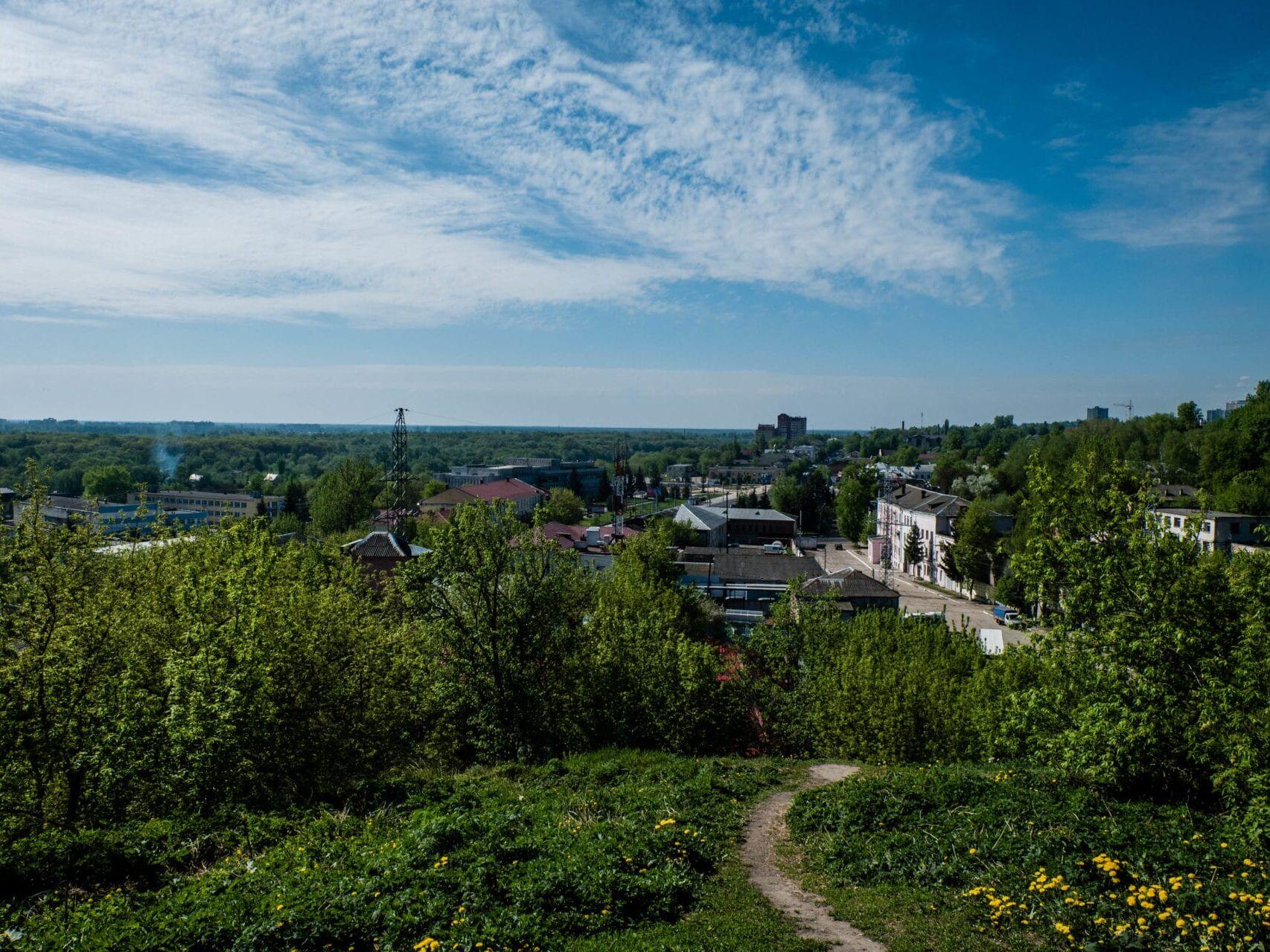 Пейзаж, фотограф Яна Фахуретдинова