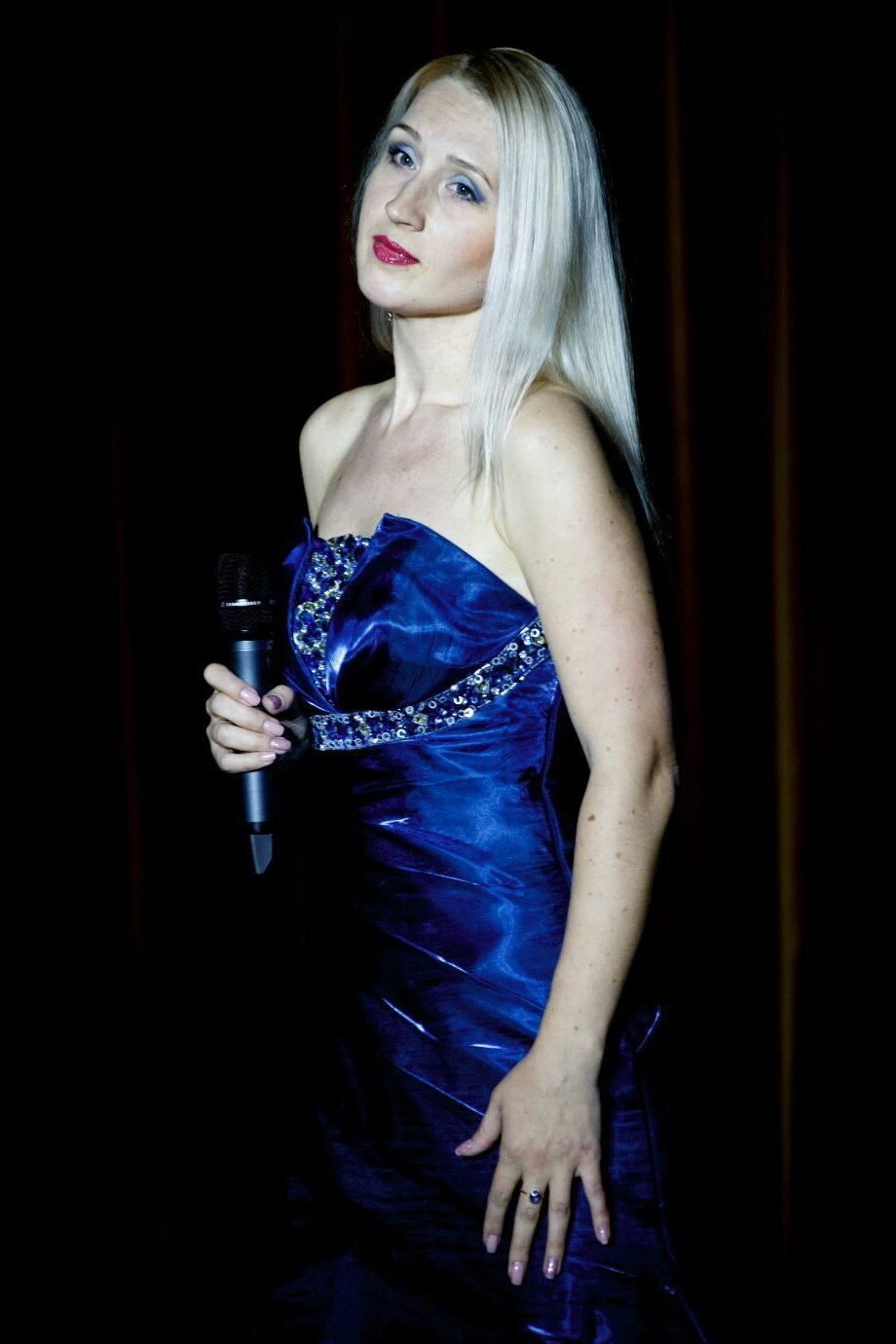Марина Ведерникова – оперная певица, студент YNDS.ART