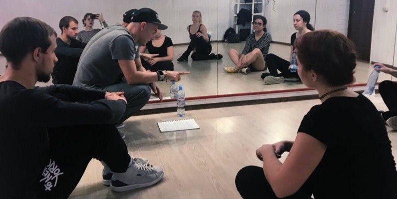 Изучаем на занятиях музыкальность в танце