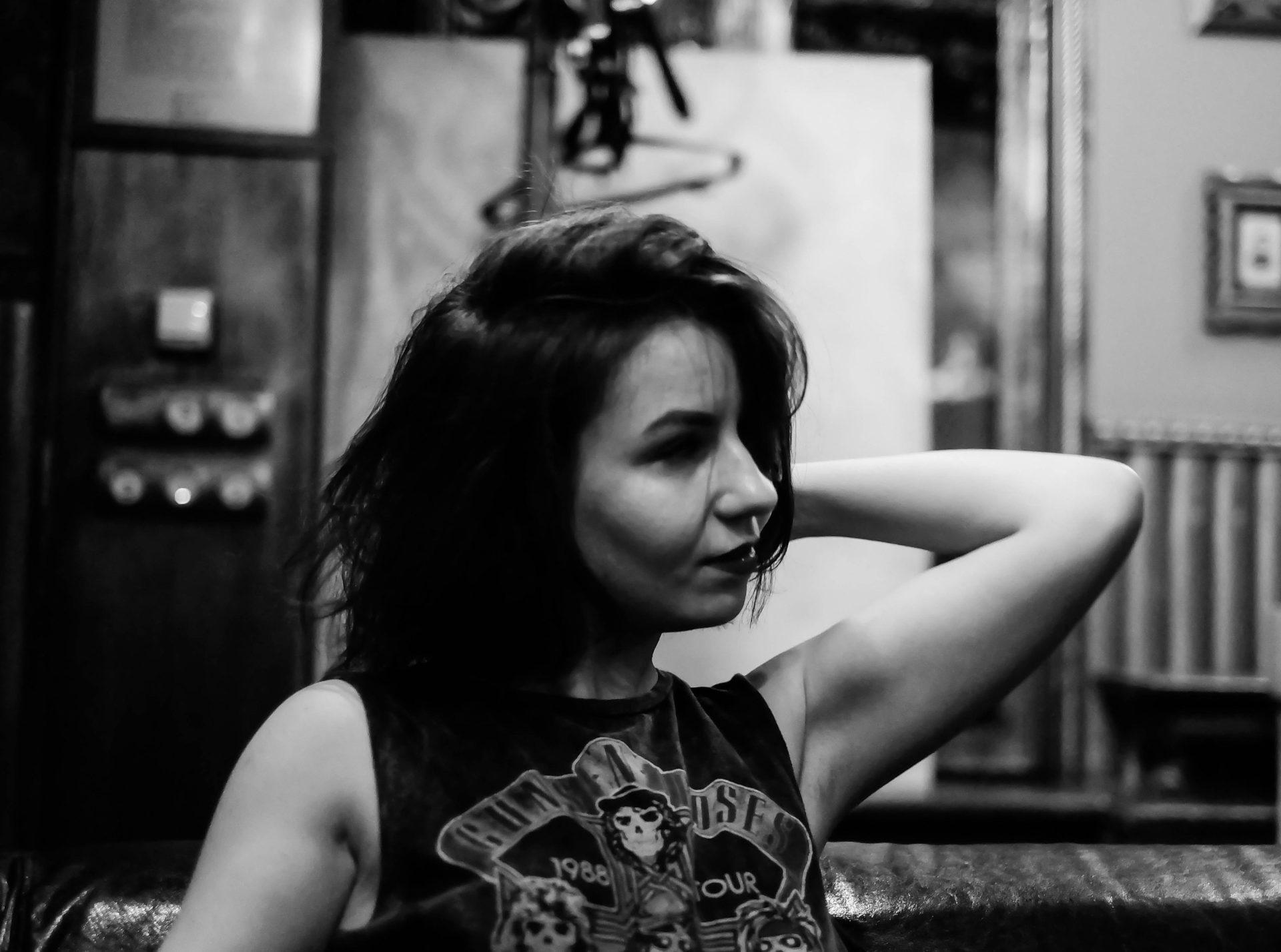 Яна Фахуретдинова – фотограф, студент YNDS.ART
