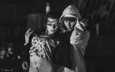 Юрий Наизнанку - школа танцев развитие танцора