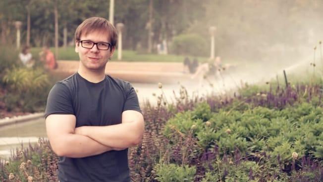 Дмитрий Фырнин